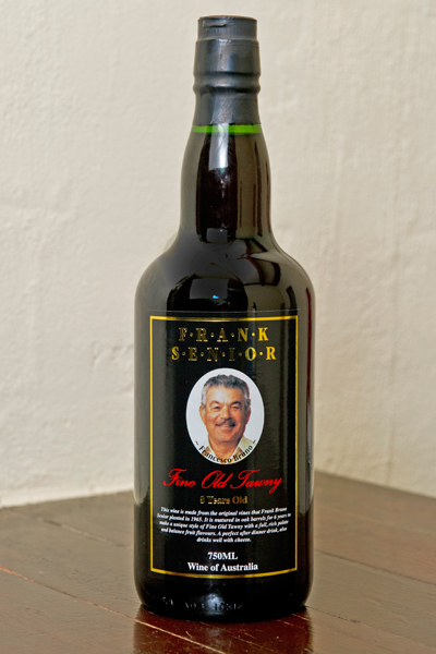 Frank Senior - Fine Old Tawny (currently out of stock)