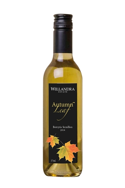 2014 Botrytis Semillon Autumn Leaf